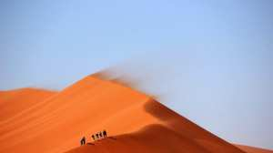 Sahara - ørken - rejser
