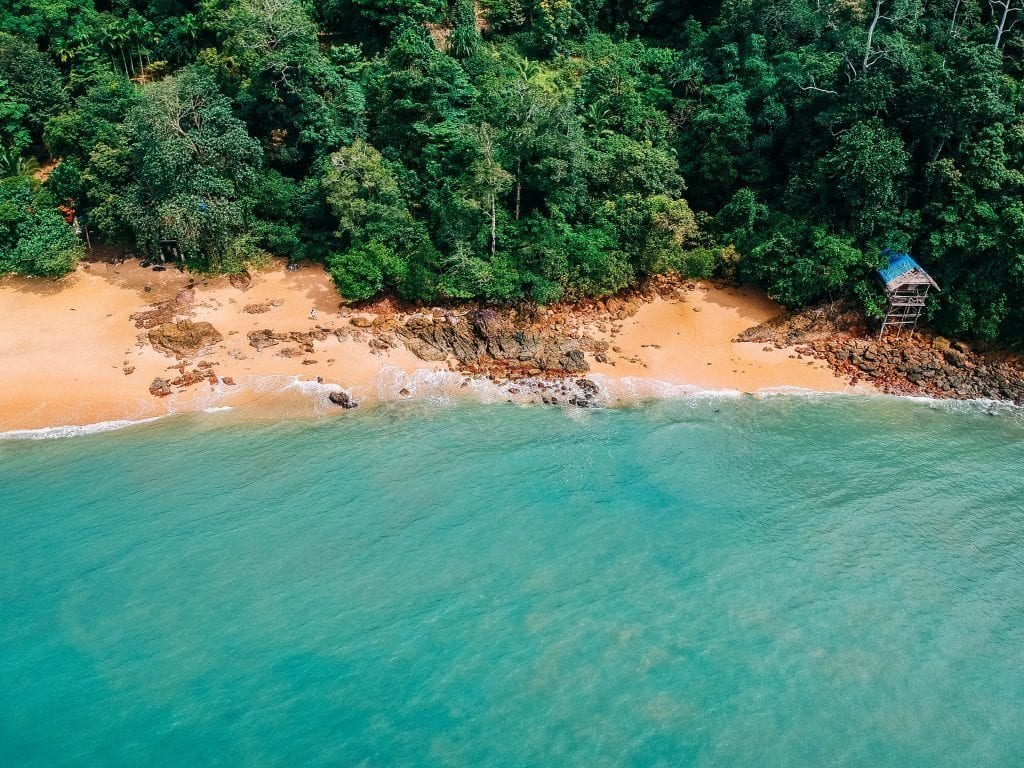 Insel - Thailand - Reisen