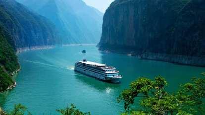 Krstarenje - Yangtze - Kina