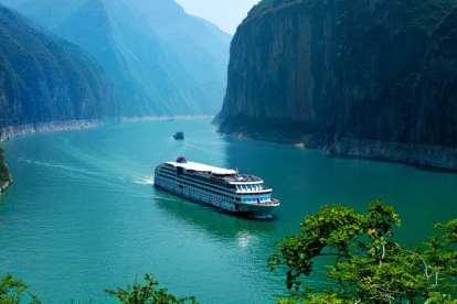 Crociera - Yangtze - Cina