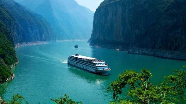 Sigling - Yangtze - Kína