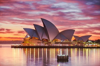 Australia Opera House Travel