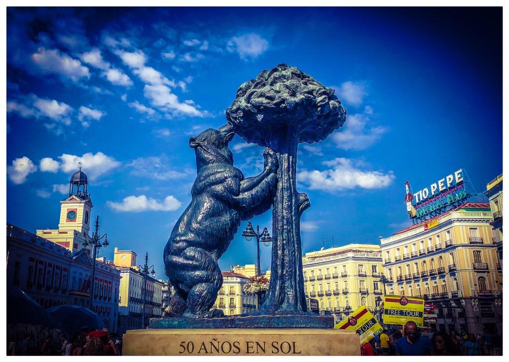 Španjolska Madrid Putovanja