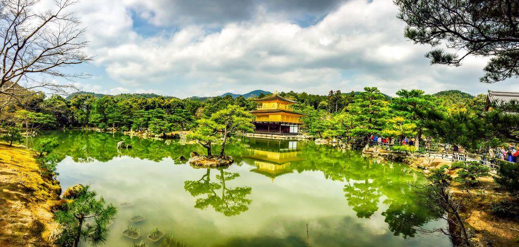 Jesper Frank - Temple - Kyoto - Japan