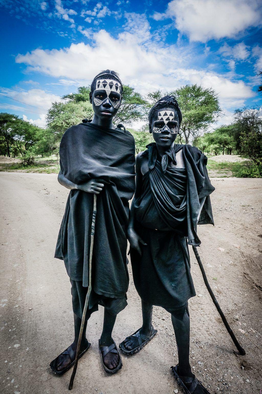 Jesper Frank - tribal people - tanzania