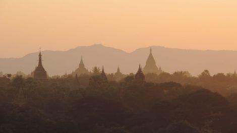 Myanmar - bagan - rejser