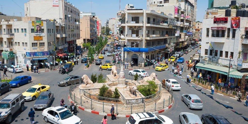 ラマッラー-都市-パレスチナ-トップ