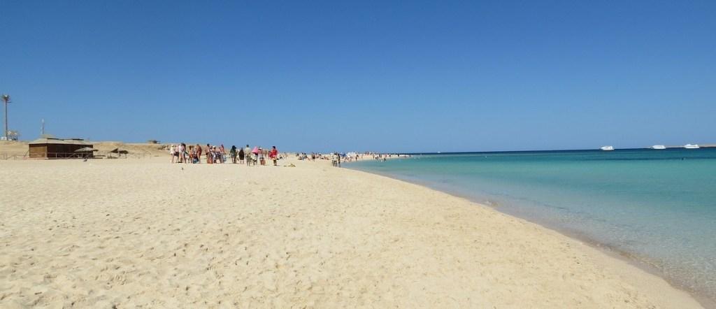 Egypten - Hurghada, Paradise Island - rejser