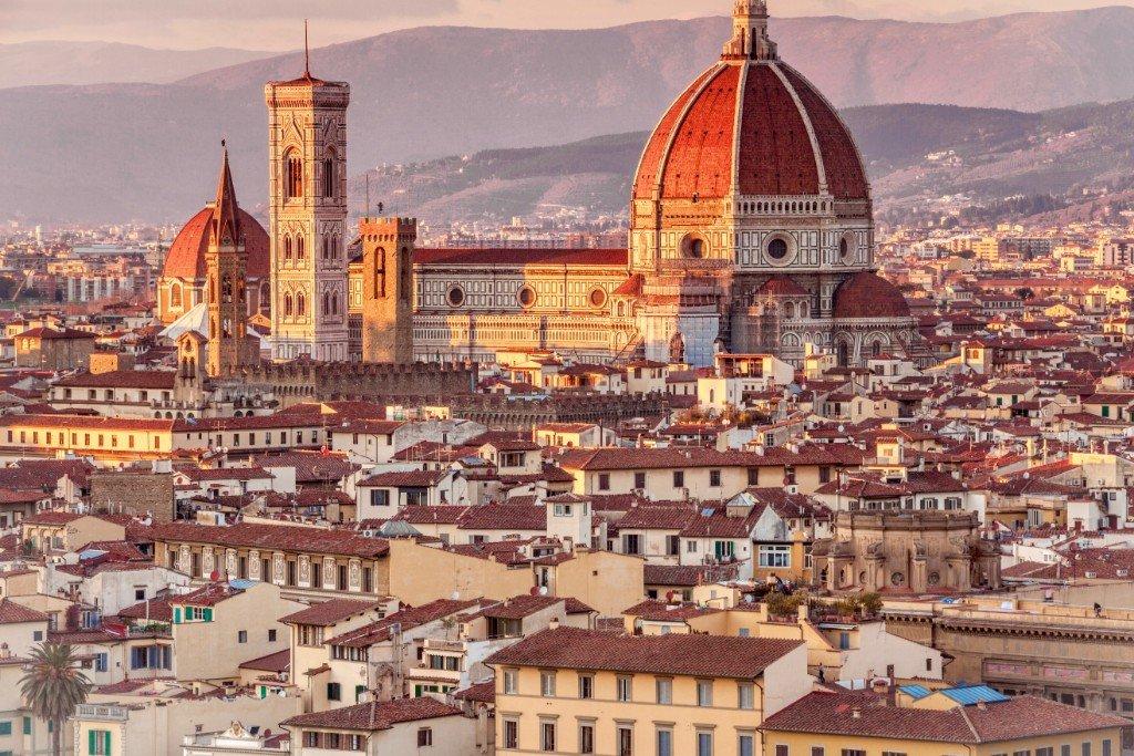 Firenca - putovanje