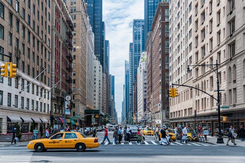 New York USA Rejser