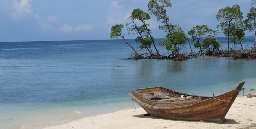भारत - द अंडमान - द हिंद महासागर यात्रा