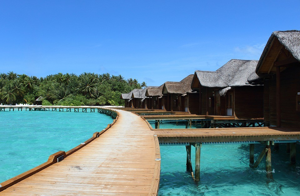 Bungalows - Maldiverne - rejser