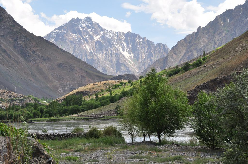 Wakhan-korridor - Karakul - Tadsjikistan - tajikistan