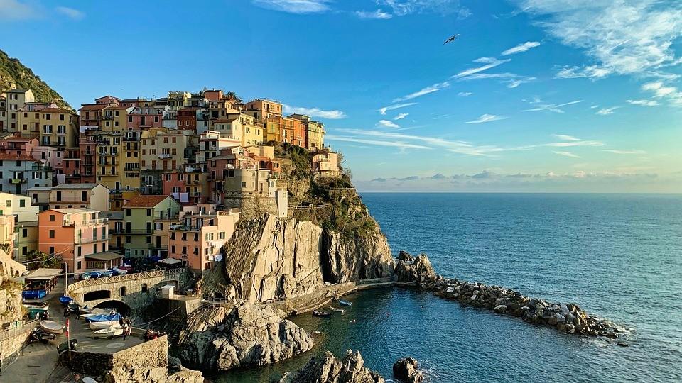 Manarola - Cinque Terre - Italien - rejser