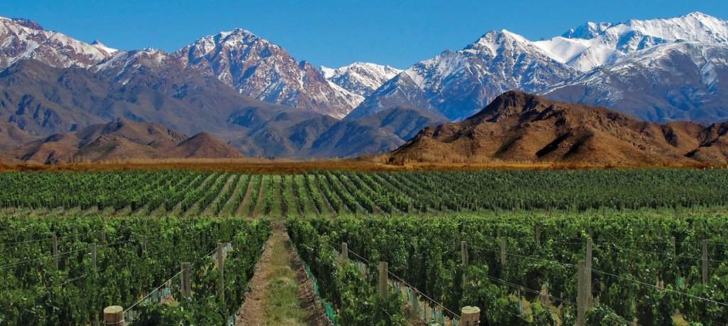 Mendoza - Argentina - rejser