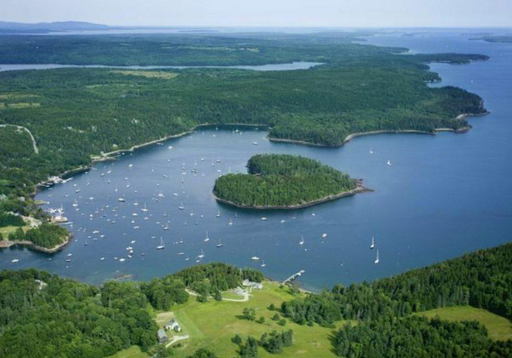 Maine Island Rejser weekendophold romantisk ophold