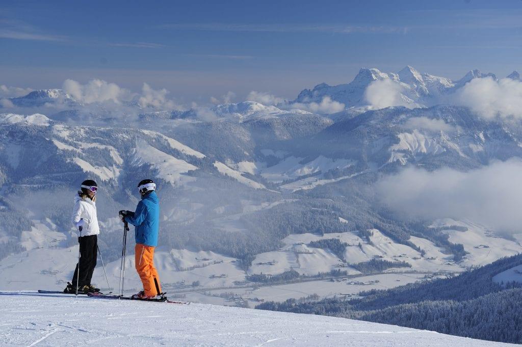 kayak - avusturya - st. johann-alpendorf - seyahat -