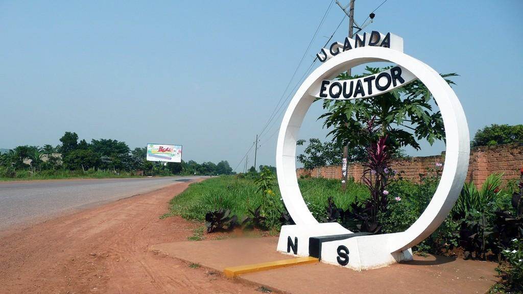 Ækvator Uganda