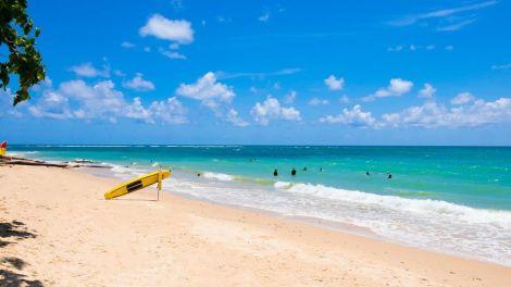 Strand, sand, vand - rejser