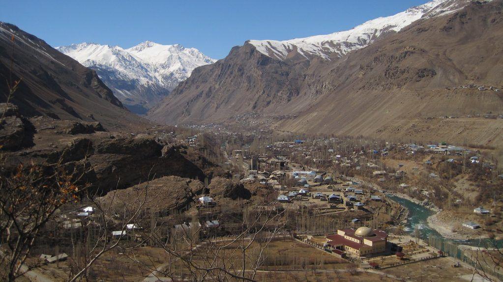 タジキスタン-ホログ-旅行-タジキスタン