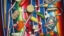 Mexico, chili, tequila, passport