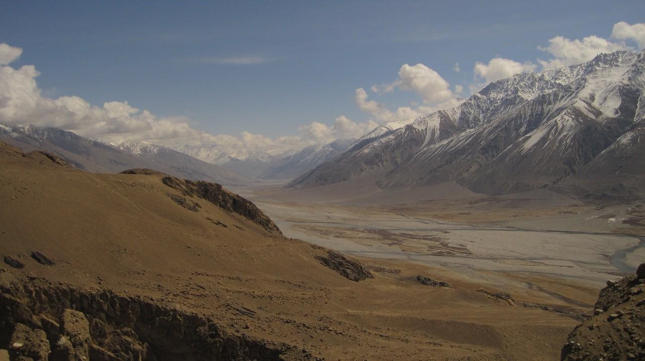 タジキスタン-イシュコシム-旅行