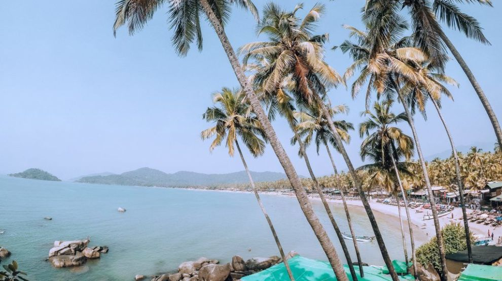 Indien - Goa - strand - rejser