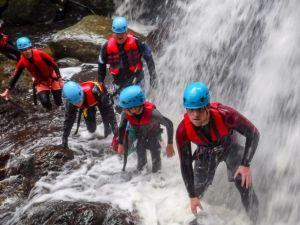 Gales, aventura