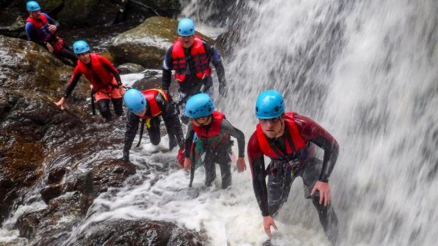 Wales, adventure