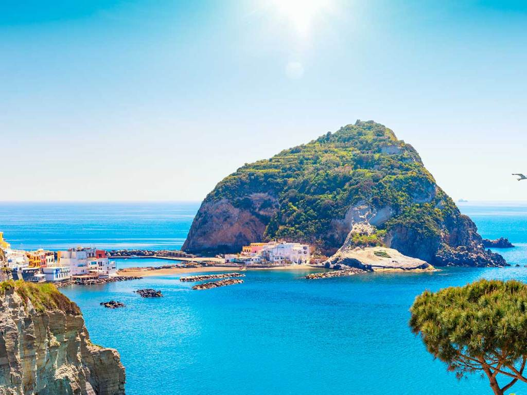 Sant Angelo - Ischia - Italy - Travel - The world's most beautiful islands