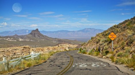 Route 66, USA, Rejser