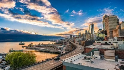 Seattle - Washington. USA