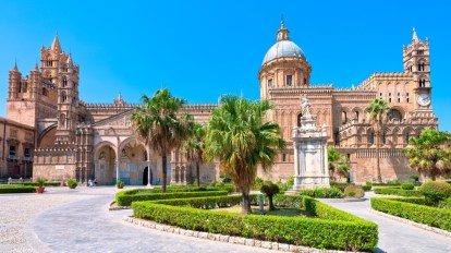 Italien - Palermo - Katedral - Rejser