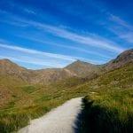 Wales, Snowdonia - reise