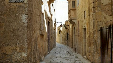 Malta - Mesquita Street - rejser