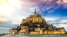 Mont St. Michel - Frankrig - rejser