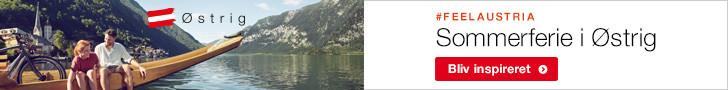 Banner - Østrig, Visitaustria
