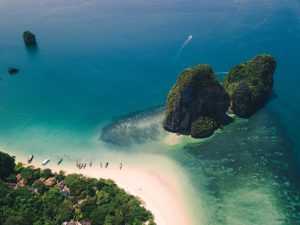 Thailand - Ao Nang - Strand - rejser