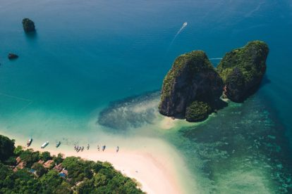 תאילנד - או נאנג - חוף - נסיעות