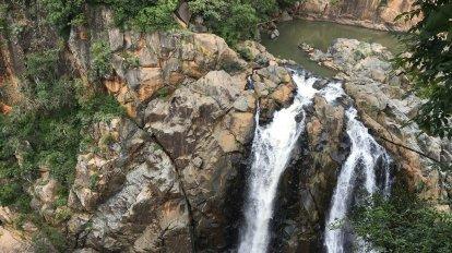 Vandfald - Sydafrika - rejser