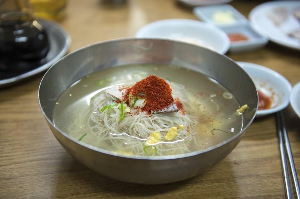 Nord Korea - mad - gode restauranter i København