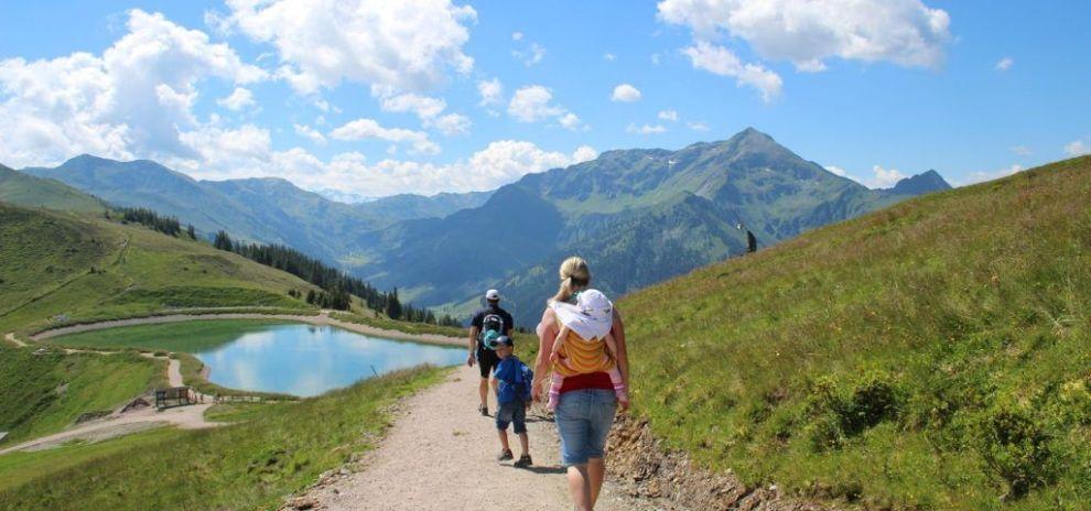 Schatsberg, Wildschönau - Østrig - rejser