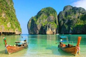 Thailand - rejser