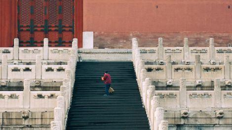 Kina - sichuan - Dali - tempel - rejser
