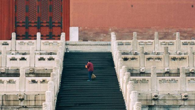 China - Sichuan - Dali - Temple - Travel