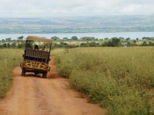 Uganda - safari - paglalakbay