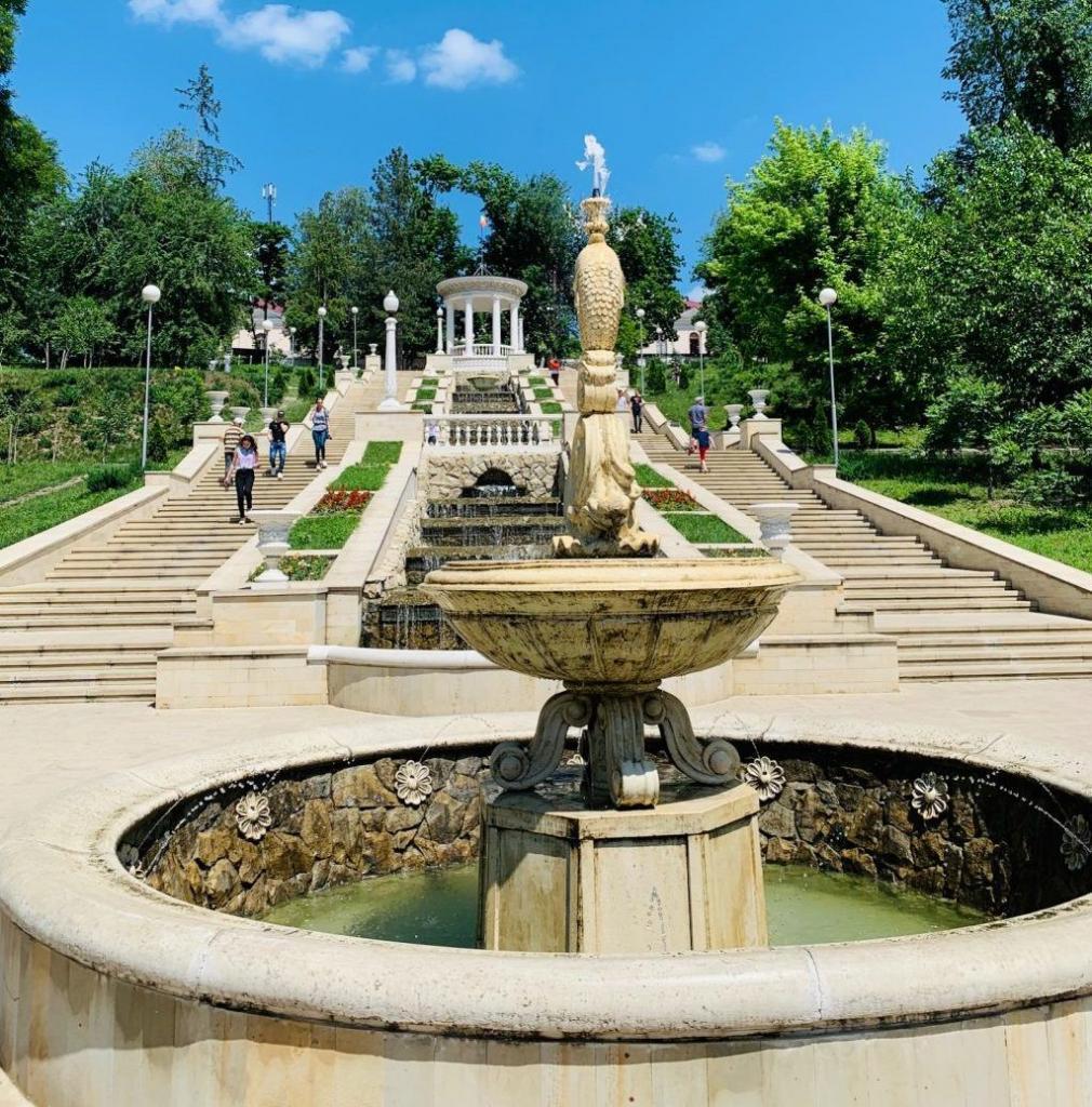 Moldova - chisinau - rejser