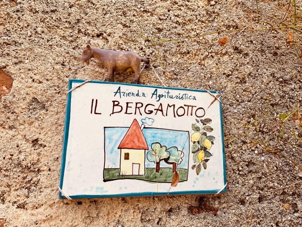 Italien Calabrien bergamotto rejser