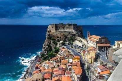 Włochy Calabria Scilla - podróżuj