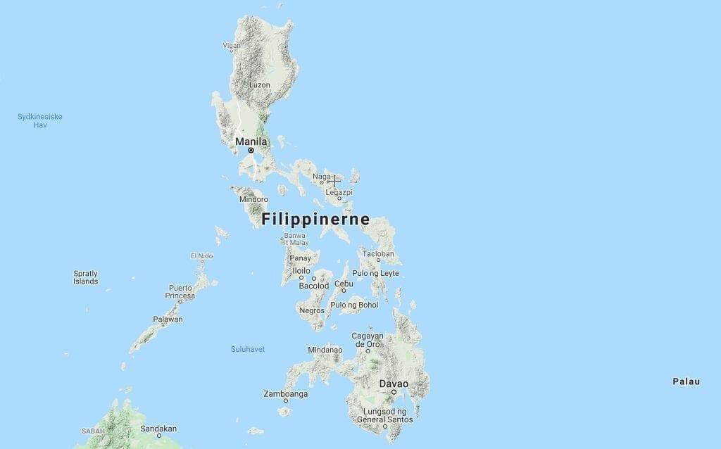 Carte des Philippines, Asie, Carte des Philippines, Philippines, Carte des Philippines, Carte des Philippines, Carte de l'Asie, Voyage